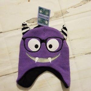 High Desert Gear winter hat Purple Monster